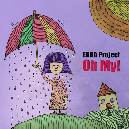 ERRA Project Oh My! EP Cover